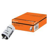 Стартер S2 4-22Вт 110-240В алюм. контакты TDM