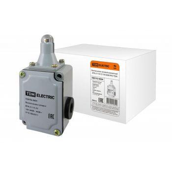 Выключатель путевой контактный ВПК-2111