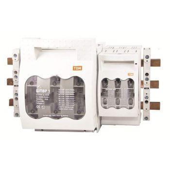 Шинный выключатель-разъединитель с функцией защиты ШПВР 1 3П 250A TDM