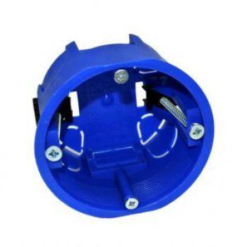 TYCO Коробка установочная СП 65х40мм для гипсокарт. с метал. лапками