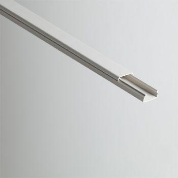 Кабель-канал 20х10 белый (100 м)