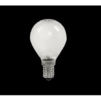 Лампа накаливания 60Вт шар матовый