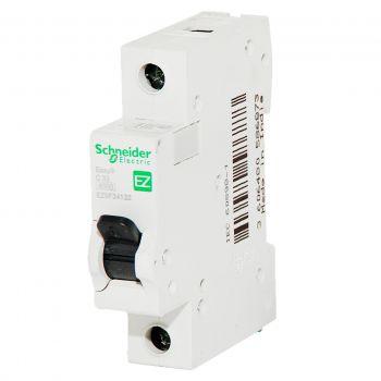 """Автоматический выключатель 1P 32А """"С"""" 4,5кА EASY 9 Schneider Electric"""