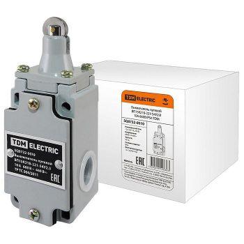 Выключатель путевой ВП15K21Б-221-54У2.8 10А 660В IP54 TDM