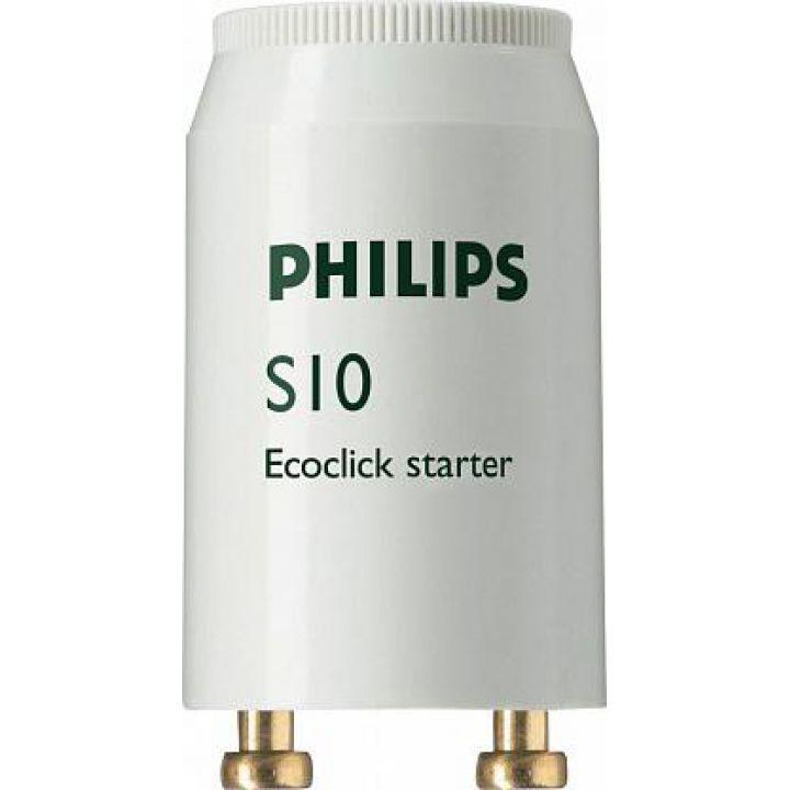 Стартер S 10 4-65Вт 220-240В  PHILIPS