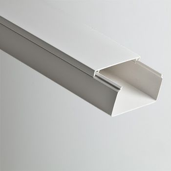 Кабель-канал 100х40 белый  (12м)