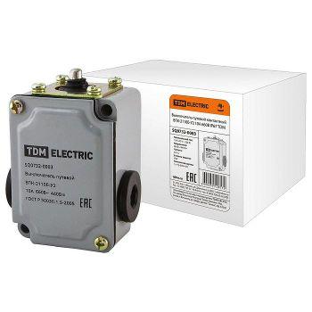 Выключатель путевой контактный ВПК-2110