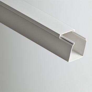 Кабель-канал 60х60 белый (18 м) для кондиционеров