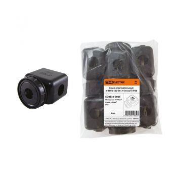 Сжим ответвительный У-859М (50-70 : 4-35 мм²) IP20 TDM