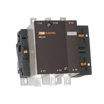 Контактор электромагнитный  КТН- 5115 115А 400В/АС3 TDM