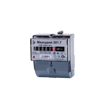 Меркурий 201.7  5(60А)