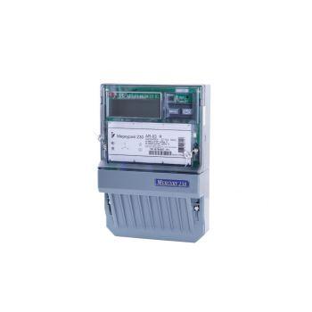 Счетчик электроэнергии Меркурий 230 AR-03 R трехфазный однотарифный, 5(7,5), кл.точ. 0.5S/1.0, Щ, ЖКИ, RS485